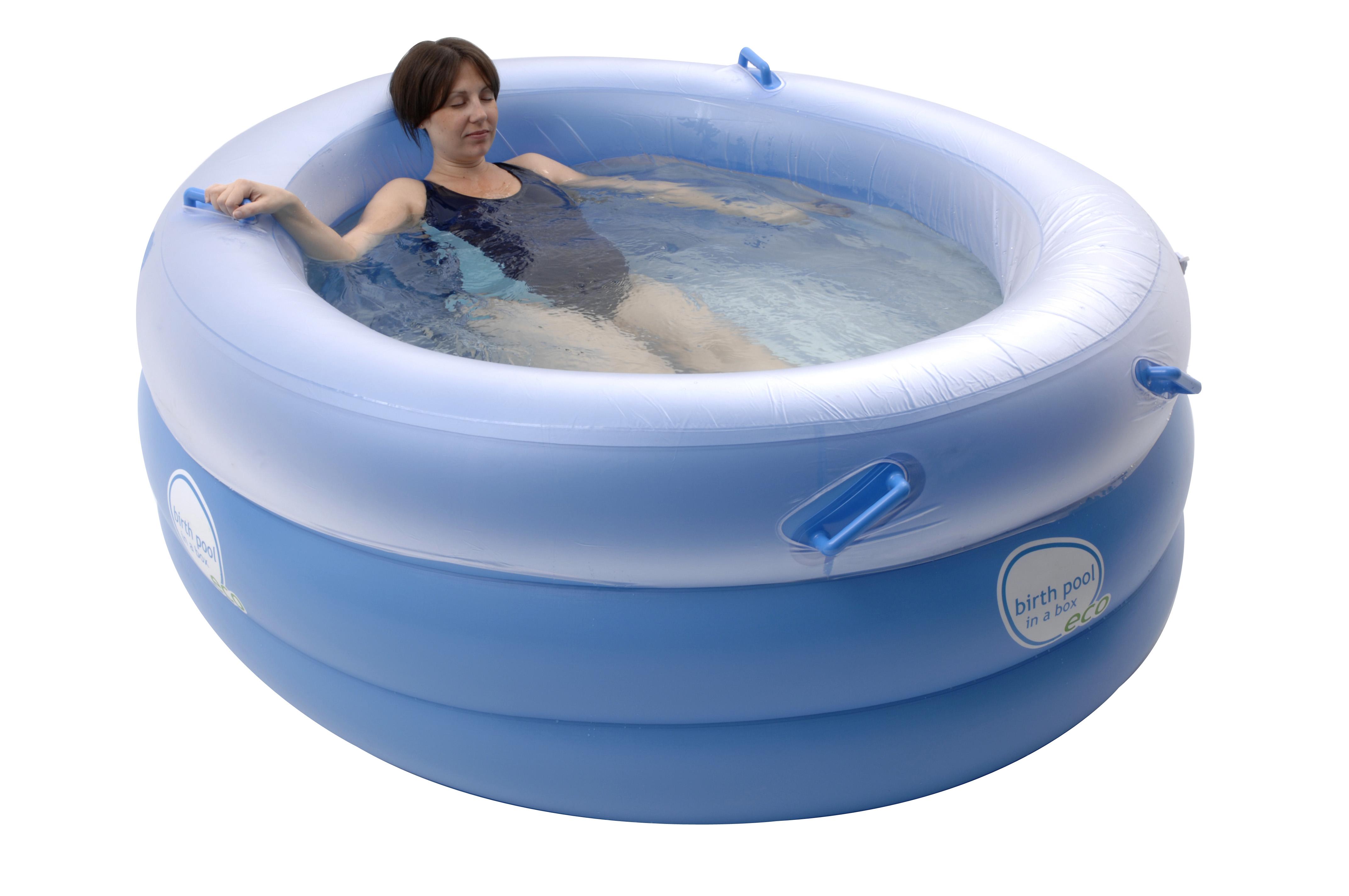 Die Pools T R U S T Birth Pools Geburtspoolverleih